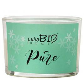 Lumanare parfumata bio 09 Pure 120g PuroBio Home