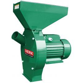Moara pentru cereale si stiuleti Verk VFC-2800A, 2800 W, 2850 rpm