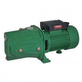 Pompa de suprafata pentru gradina Verk VJP-100B, 750 W, 3600 l/h debit apa, 32 m inaltime maxima de livrare