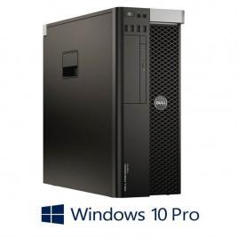 Workstation Dell Precision T3610, E5-2640, Quadro K2200, Win 10 Pro