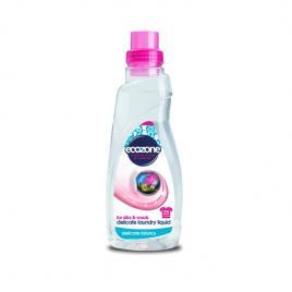 Detergent de rufe lichid eco Delicate Ecozone 750 ml