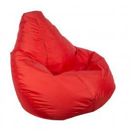 Fotoliu Bean Bag BIG, tip para, impermeabil, diametru 73 cm, culoare rosu