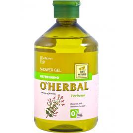 Gel de dus revitalizant cu extract de verbina,  O'Herbal, 500 ml