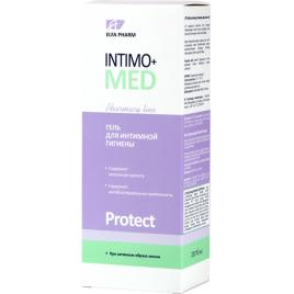 Gel intim Protect delicat cu efect hidratant si antibacterian, Elfa Farm, 200ml