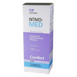 Gel-ulei intim Comfort - menopauza si senzatie de uscaciune, Elfa Farm, 200ml