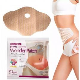 Plasturi abdominali pentru slabit mymi wonder patch