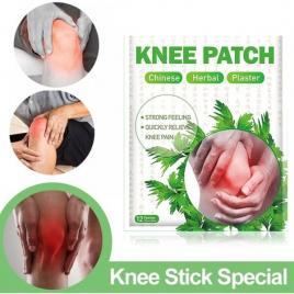 Set 12 plasturi pe baza de plante pentru ameliorarea durerilor articulare