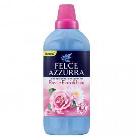 Balsam concentrat de rufe felce azzurra rosa  fior di loto 24 spalari 600ml