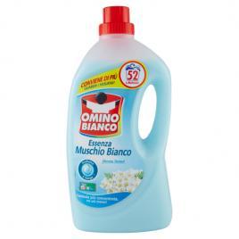 Detergent rufe lichid omino bianco muschio bianco 52 spalari 2.6ltr