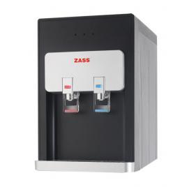 Dozator apa de birou zass ztwd 04 wf cu conexiune la retea, sistem de filtrare a apei, apa calda/apa rece, racire cu compresor