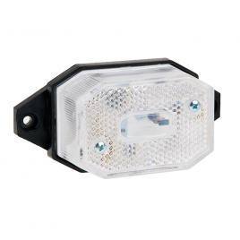 Lampa gabarit auto bestautovest 12/24v, rectangulara, culoare alba, 64x42x33mm, 1buc kft auto