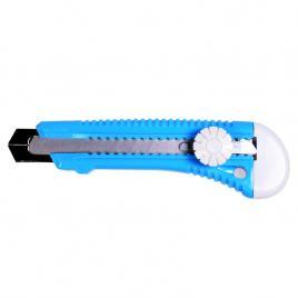 Cutter plastic cu ghidaj si rozeta blocare - 18mm