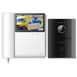 Kit videointerfon 4,3 inci Commax ECO SET LITE