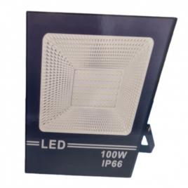 Proiector led flood light, 100w, 72 led, a++, ip66,  lumina alba