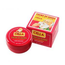 Crema pentru barberit cu ulei de migdale Cella 150 ml