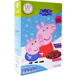 Peppa Pig Choco Flakes 375 gr. Cereale Integrale cu Cacao