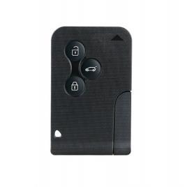 Cheie completa cu chip si telecomanda pentru Renault Megane 2, Scenic 3 butoane, 433 MHZ