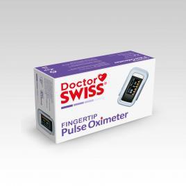 Pulsoximetru / Oximetru – Dispozitiv Medical de Masurat Saturatie Oxigen si Puls pentru Deget