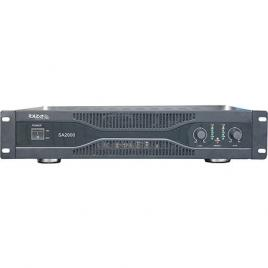 Amplificator 2x 1000w max power ibiza