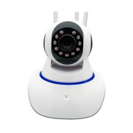 Camera Supraveghere interior, IP, 2MP, FULL HD, zi, noapte, WIFI, Micro SD, Cloud, alarma, urmarire automata