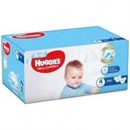 Scutece Copii Huggies Nr 4 boy 100 buc 8-14 kg