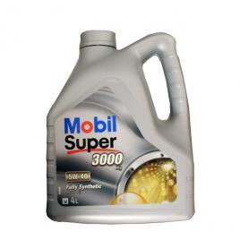 Ulei  mobil 1 super 3000 x1 5w40 4 litri kft auto