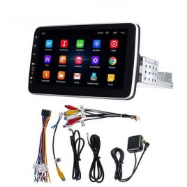 Radio mp3 1din universal android iphone touchscreen gps wifi usb bluetooth mirrorlink