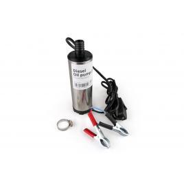 Pompa electrica transfer combustibil, submersibila, 60w/24v/51mm