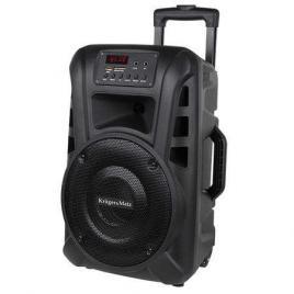 Boxa portabila activa 20w, 2 microfoane uhf, bt,sd, aux