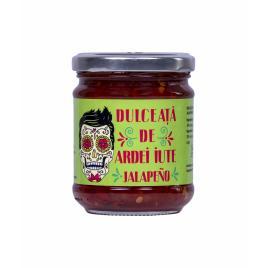 Dulceata de ardei iute - jalapeno mix, 220gr