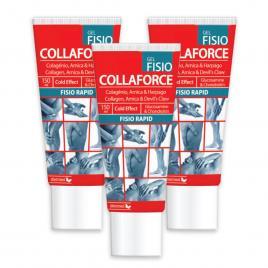 Set 3 x Colagen pentru articulatii, Collaforce, Glucozamina, Condroitina, 150 ml