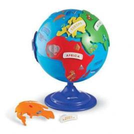 Primul meu glob pamantesc - learning resources