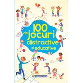 100 de jocuri distractive si educative