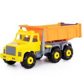 Camion - supergigant, 81x32x33 cm, polesie