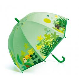 Umbrela colorata djeco jungla