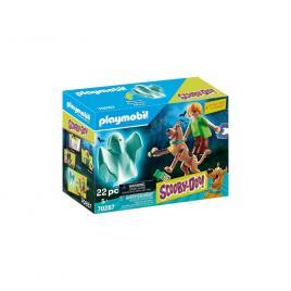 Scooby-doo! scooby&shaggy cu fantoma playmobil