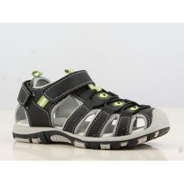 Sandale inchise pentru baieti - blacky (marime disponibila: marimea 21)