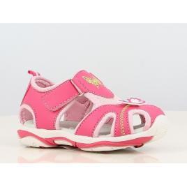 Sandale pentru fetite fuchsia - fluturas (marime disponibila: marimea 27)
