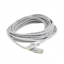 Cablu de internet retea lan, 40mm, 20m, gri