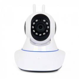 Camera de supraveghere wifi, 1080px, cu senzor de miscare , alb, gonga