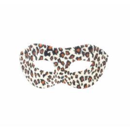 Masca carnaval venetian pentru ochi, leopard
