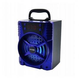 Boxa portabila cu bluetooth, radio si ceas