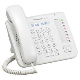 Telefon IP proprietar Panasonic KX-NT551X, Alb