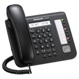 Telefon IP proprietar Panasonic KX-NT551X-B, Negru