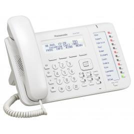 Telefon IP proprietar Panasonic KX-NT553X, Alb