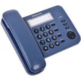 Telefon analogic Panasonic KX-TS520FXC, Albastru