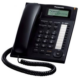 Telefon analogic Panasonic KX-TS880FXB, Caller ID, Negru