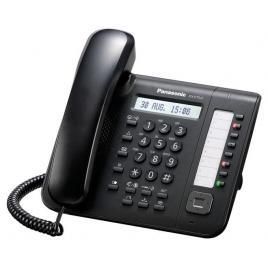 Telefon digital proprietar Panasonic KX-DT521X-B, Negru