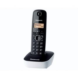 Telefon fara fir Panasonic DECT KX-TG1611FXW, Caller ID, Alb