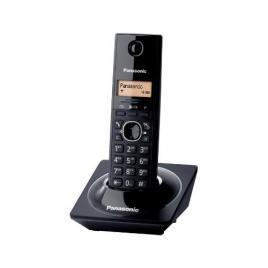 Telefon fara fir Panasonic DECT KX-TG1711FXB, Caller ID, Negru
